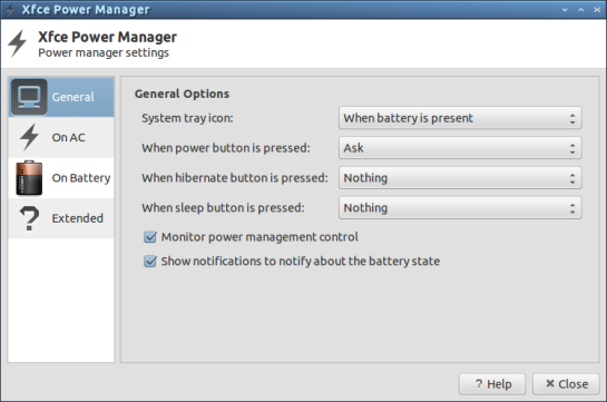 Xfce Power Manager_002