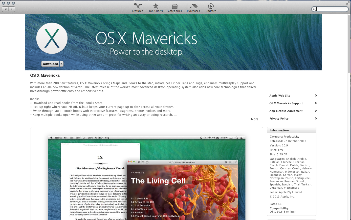Matt6560 The Bbblog Wiringpi Readall Osx 109 Mavericks App Store Page